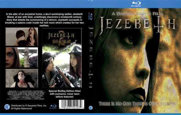 Jezebeth BluRay