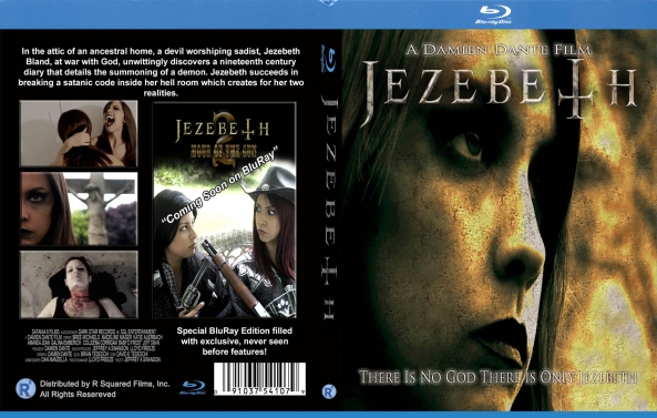 Jezebeth BluRay