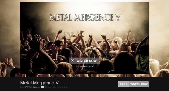 Metal Mergence on Vimeo On Demand