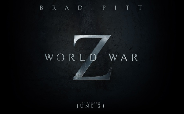 World War Z with Brad Pitt