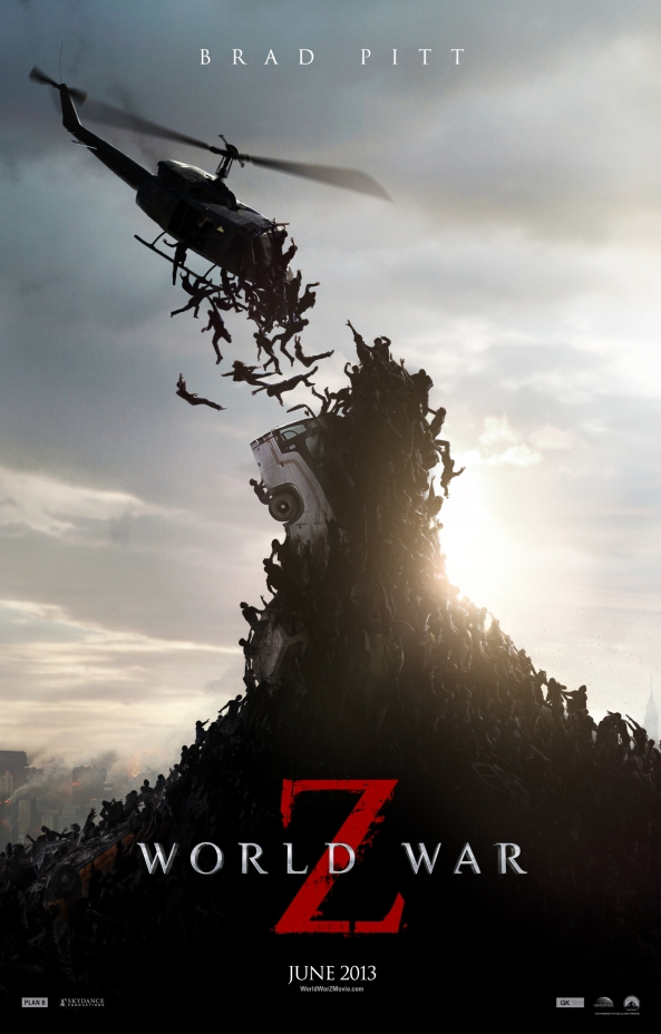 World War Z New Official Poster