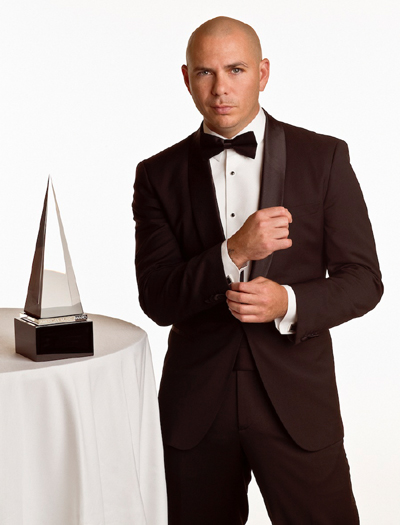 Pitbull Host of the AMA's
