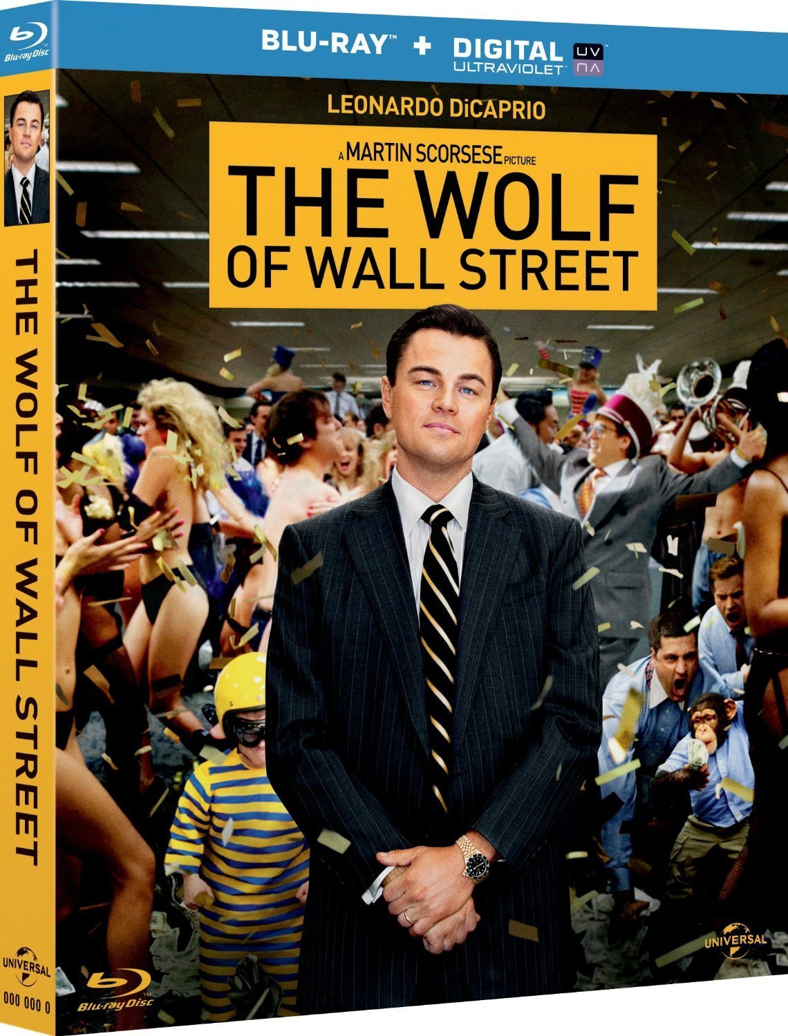 Wolf Of Wall Street Blu Ray Now Available on Blu-Ray