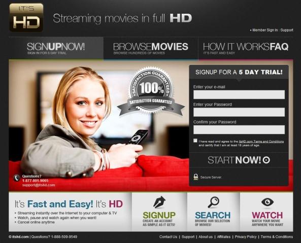 It's HD
