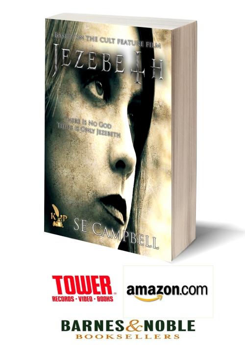 Jezebeth Novel