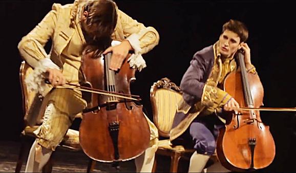 AC/DC 2 Cellos