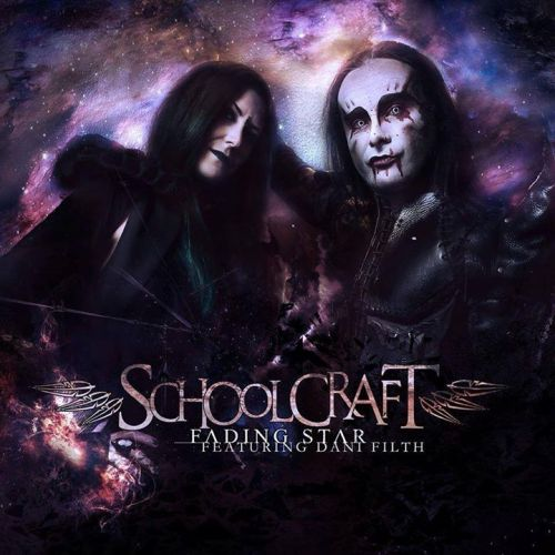 "Schoolcraft ""Fading Star"" with Dani Filth"